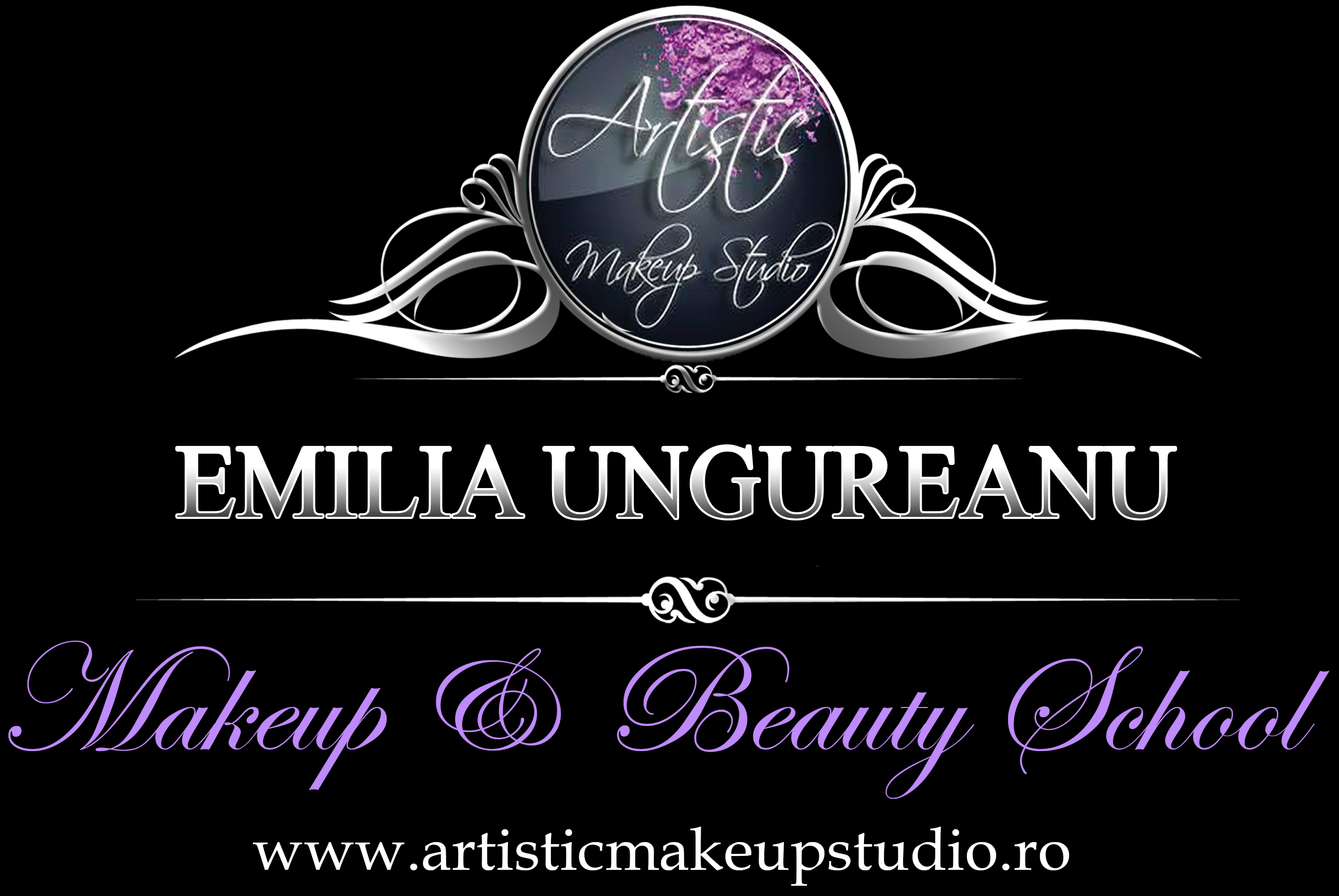 Emilia Ungureanu Makeup School