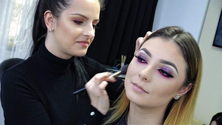 GALERIE VIDEO-CURSURI MACHIAJ / MAKEUP PROFESIONAL
